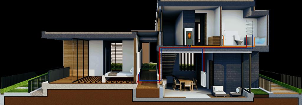 idro house 1024x358 - Stufa a pellet in offerta fine stagione - ThermoIgienica s.r.l.